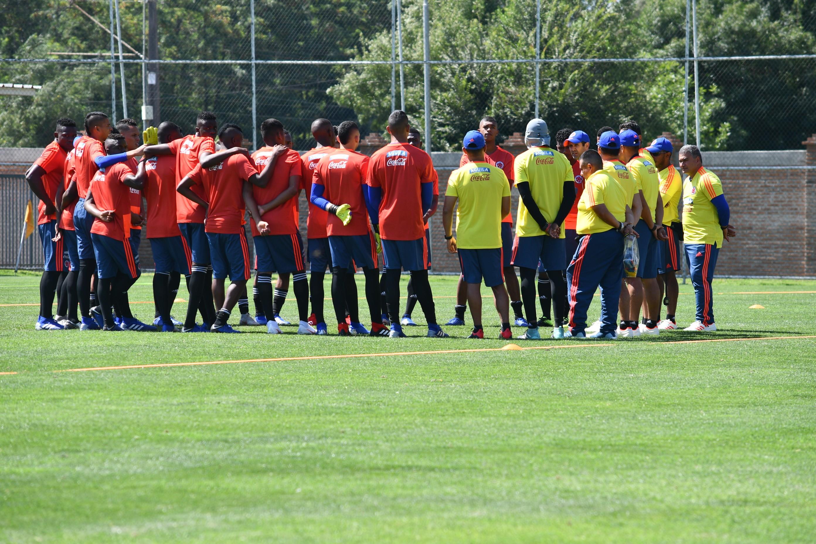 Colombia Sub 20 Hoy: Venezuela-Colombia Abrirán El Sub-20 De Chile