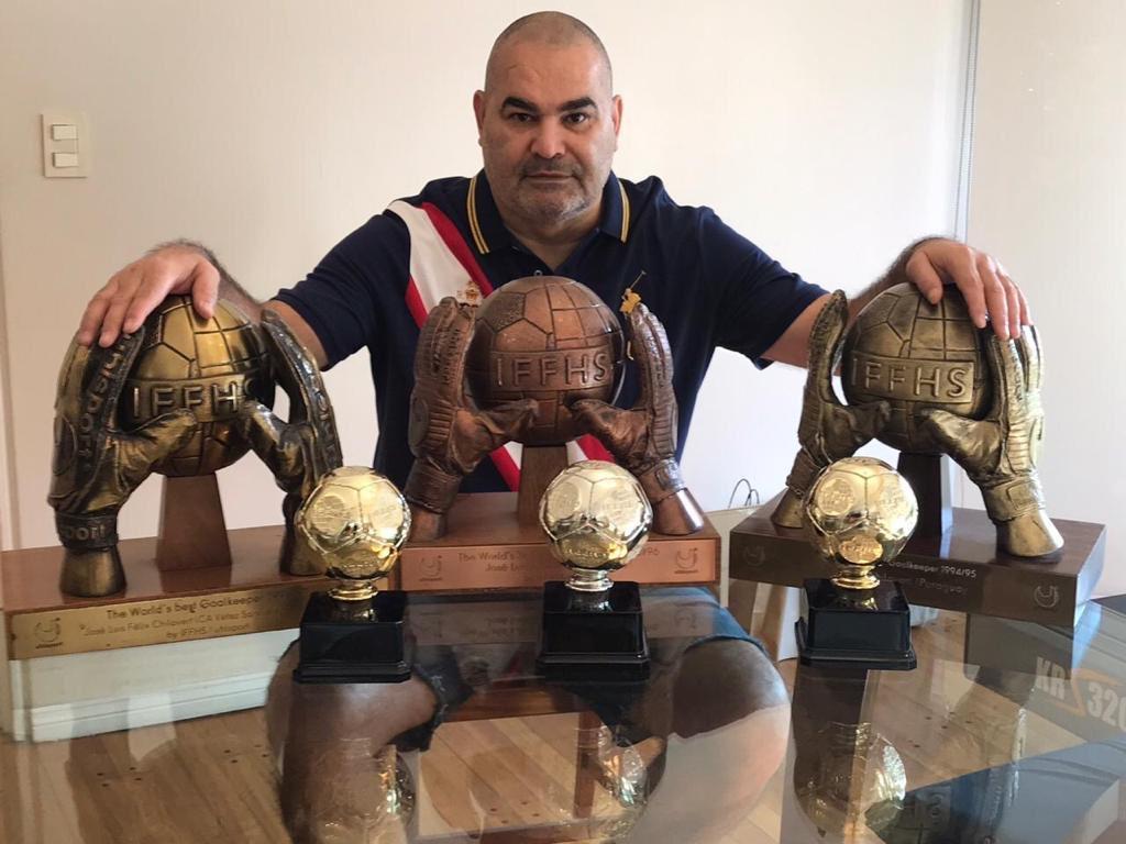 Feliz cumpleaños 55, José Luis Chilavert - Futbol Hoy